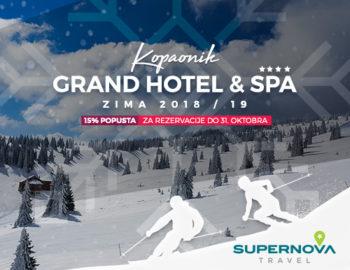 Grand Hotel & Spa Kopaonik