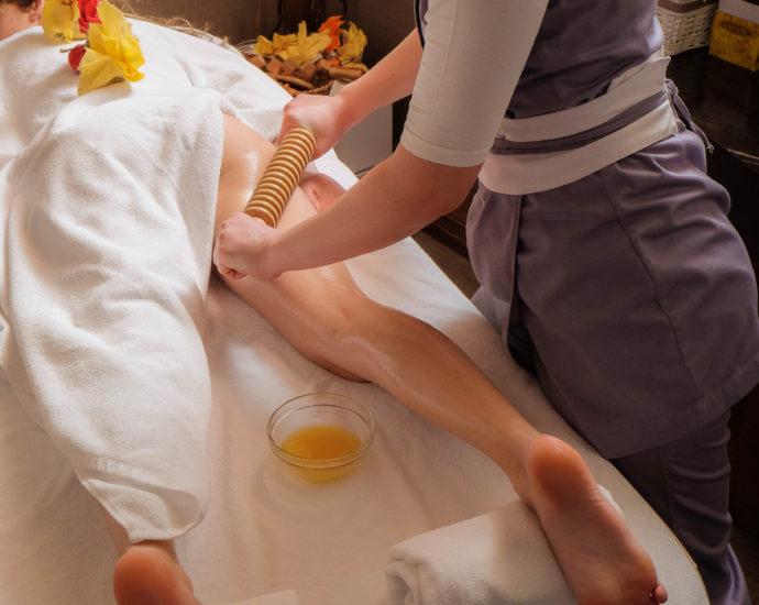 Spa masaža