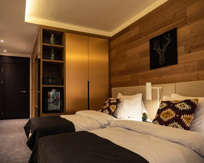 Standard dvokrevetna soba