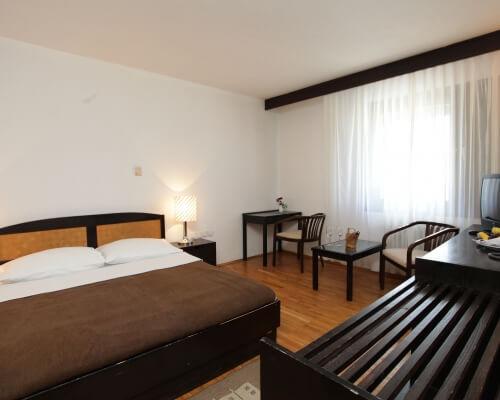 hotel club a soba