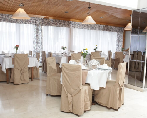 hotel club a restoran