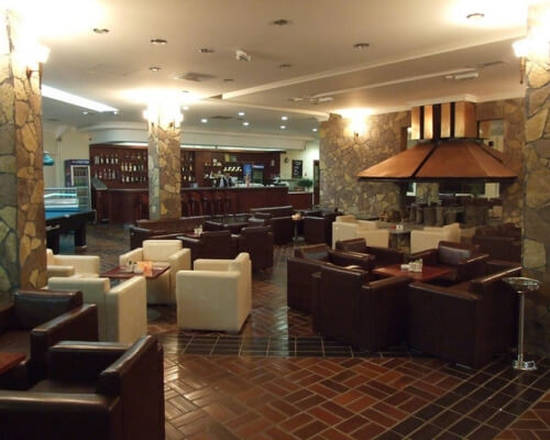 hotel junior kopaonik lobi