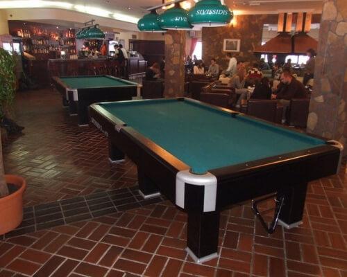 hotel junior kopaonik bilijarski sto