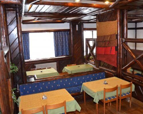 hotel Olga Dedijer Kopaonik restoran