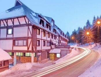 hotel Olga Dedijer Kopaonik spolja