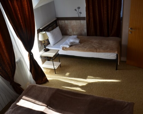 milmari resort kreveti