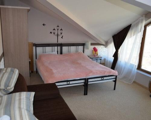 milmari resort krevet