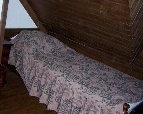 nebeska stolica krevet