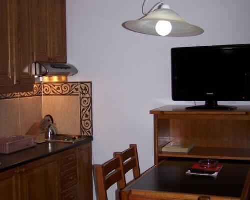nebeska stolica 2 hol dnevna soba sa televizorom