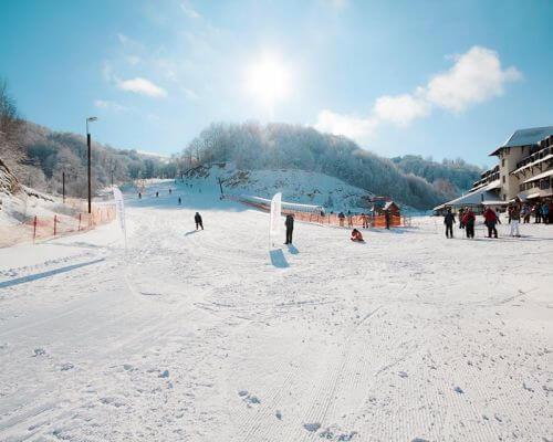 hotel junior kopaonik ski sezona