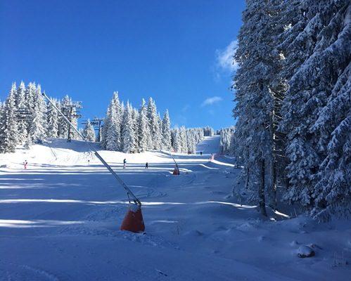 Kopaonik sneg skijanje