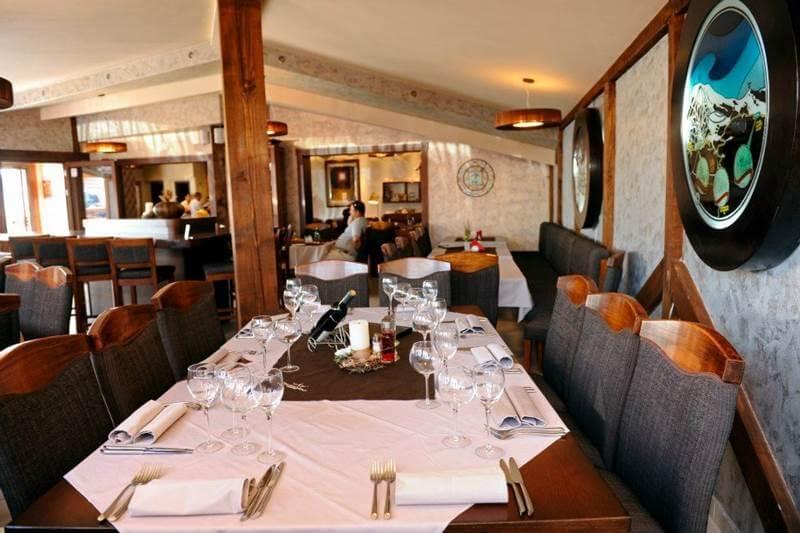 Restoran Kraljevi Čardaci na Kopaoniku