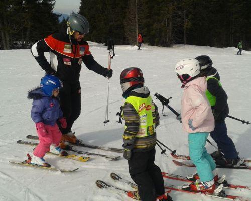 Vladan Petrović instruktor skijanja