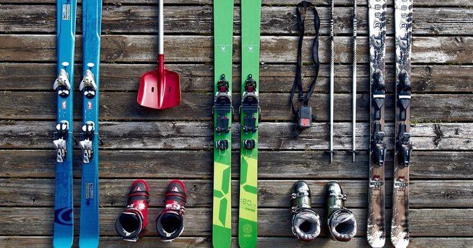 Ski oprema