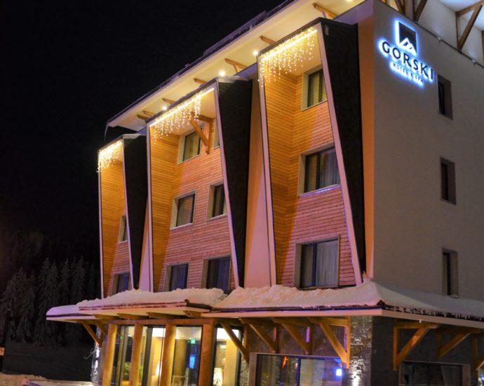 Gorski Hotel & Spa - spoljna slika