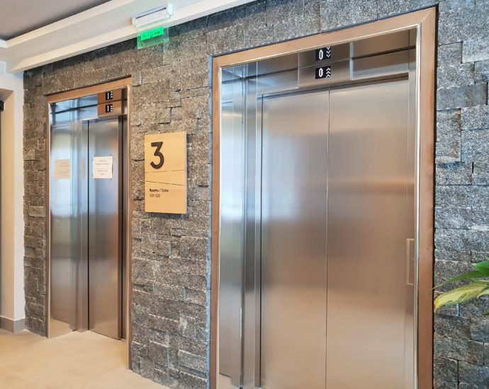 Hodnik - lift