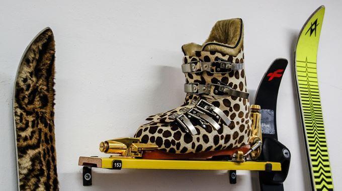 Šarene skijaške cipele
