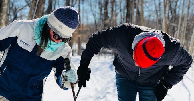 Škola skijanja
