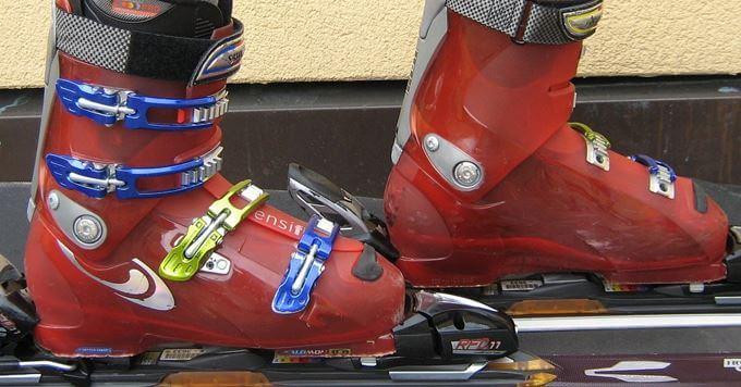 Pancerice za skijanje