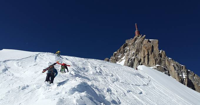Akrobacije u skijanju