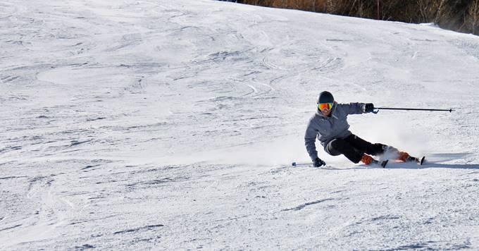 Skijaš na Kopaoniku